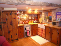 Pudding Pie Barn, Wigley, Nr. Baslow, Derbyshire - Kitchen